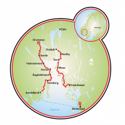 Oslo Fjord Map