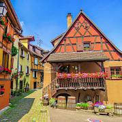 Alsace - Colmar and Osthouse Photo