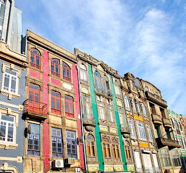 Old Town of Porto, Portugal. Photo via Flickr:Daniel Cukier