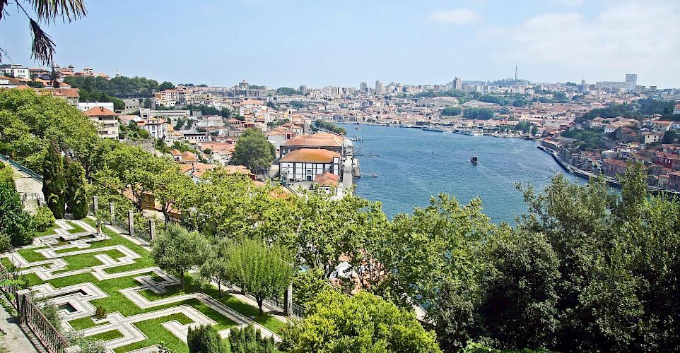 Porto on Douro River in Portugal. Flickr:Vitor Oliveira