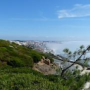 Costa Prateada de Portugal Foto