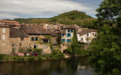 Biking through Albi, France. Photo via Flickr:Alain B