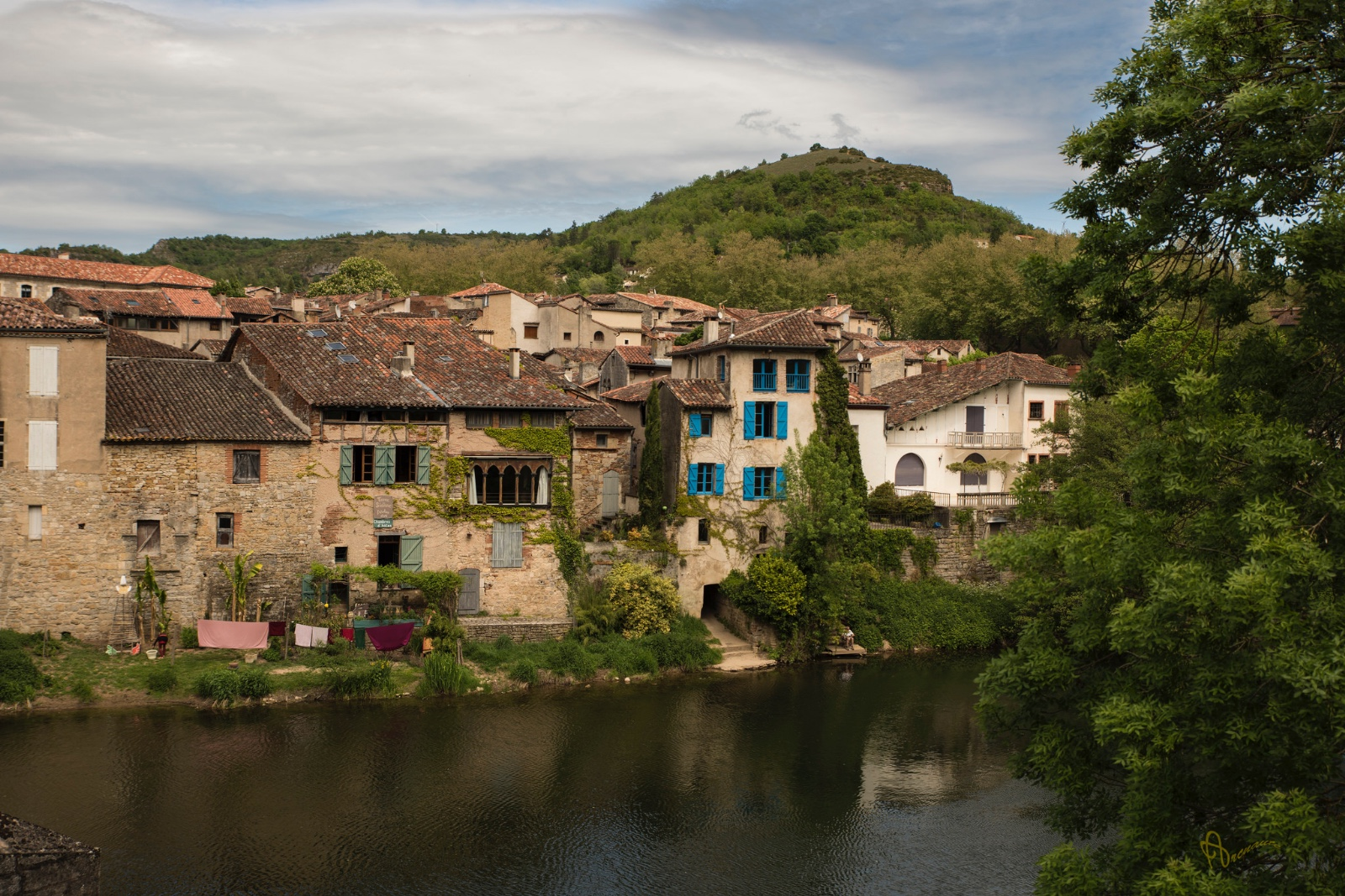 The Heart of the Tarn River Valley | France