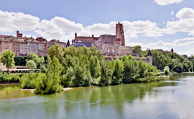 Sainte Cecile Cathedral in Albi, France. Photo via Flickr:Nicolas Lefebvres Sensoriel-Film
