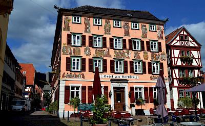 Bike tour through Eberbach, Germany. Photo via Flickr:Richard Gould
