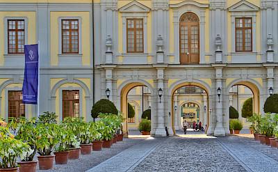 Ludwigsburg Palace, Germany. Photo via Flickr:Daniel Petzold Photography