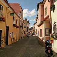 Sightseeing in Dürnstein, Austria. Flickr:jay8085
