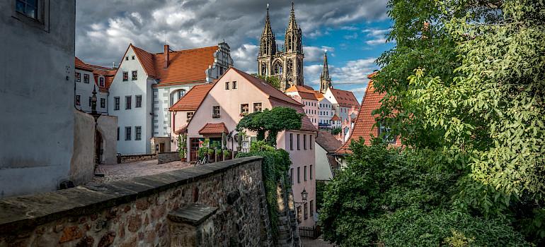 Old Town in Meissen, Germany. Photo via Flickr:Bernd Thaller