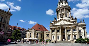 Berlin Square, Germany. Photo via Flickr:zoetnet