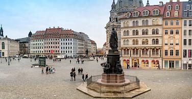 Frauenkirche in Dresden, Germany. Flickr:Falco Ermert