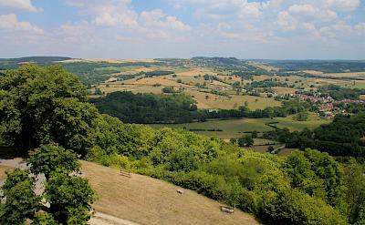 Overlooking Burgundy, France. Flickr:navin75