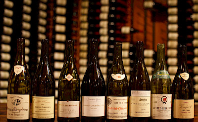 Great local wines in Burgundy, France. Flickr:Hanzell Vineyards