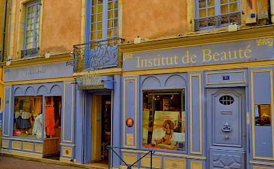 Village of Cluny in Burgundy, France. Flickr:Winston McLeod