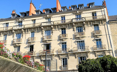 Fabulous Dijon, France. Flickr:historical couple