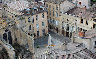 Ville Cluny in Burgundy, France. Flickr:Nicola Young