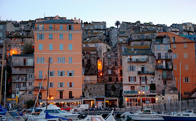 Port of Bastia on the island of Corsica, France. Photo via Flickr:Fr Maxim Massalitin