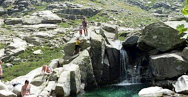 Restonica, Corsica, France. Photo via Flickr:Danilo Tic