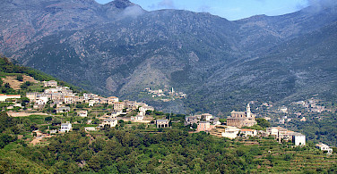 San Martino di Lota, Corsica, France. Photo via Wikimedia Commons:Pierre Bona