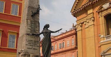 Great architecture in Modena, Emilia-Romagna, Italy. Photo via Flickr:Josh Petersen