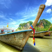 Authentic Southern Thailand Photo