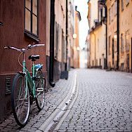 Gamla Stan in Old Town, Stockholm, Sweden. Photo via Flickr:Trausti Evans