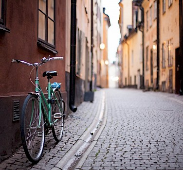 Gamla Stan in Old Town, Stockholm, Sweden. Photo via Flickr:Trausti Evans