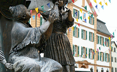 Statues in Ehingen, Germany. Photo via Flickr:dierk schaefer