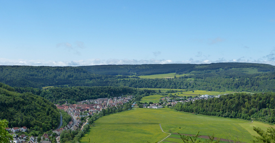 Fridingen is part of the Alb-Donau district, Baden-Württemberg, Germany. Photo via Flickr:Mirko Thiessen