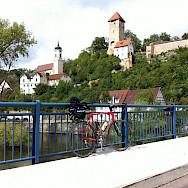 Bike rest in Riedlingen, Germany. Photo via Flickr:Eric Paradis