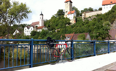 Bike rest in Riedlingen, Germany. Photo via Flickr:Eric Paradis