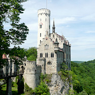 Castle of Sigmaringen in Sigmaringen, Germany. Photo via Flickr:Gianni D'Anna