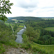 Countryside surrounding Sigmaringen in Baden-Württemberg, Germany. Photo via Flickr:Mirko Thiessen