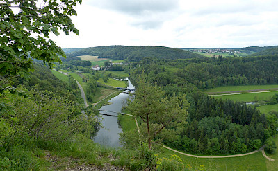 Countryside surrounding Sigmaringen in Baden-Württemberg, Germany. Photo via Flickr:Mirko Thiessen