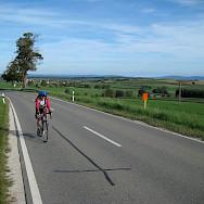 Bike touring through Tuttlingen, Germany. Photo via Flickr:Eric Paradis
