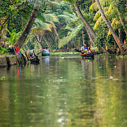 Exotic Kerala, India Photo