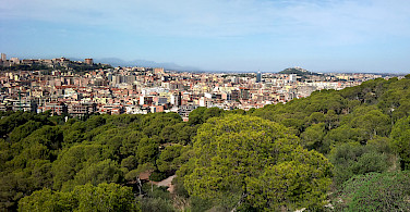 Cagliari, the capital and largest city of Sardinia, Italy. Photo via Flickr:Giorgio Michele
