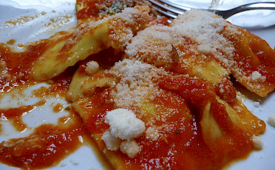 Ravioli. Photo via Flickr: Jorge Díaz