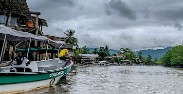 Leaving the coast of Nuquí, Colombia. Photo via Flickr:Serge