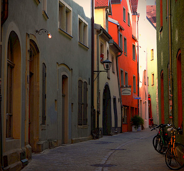 Danube Bike Path- Regensburg to Vienna
