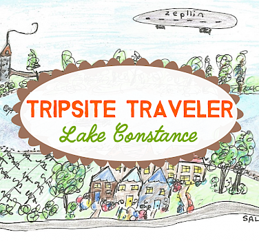 Tripsite Traveler - Lake Constance
