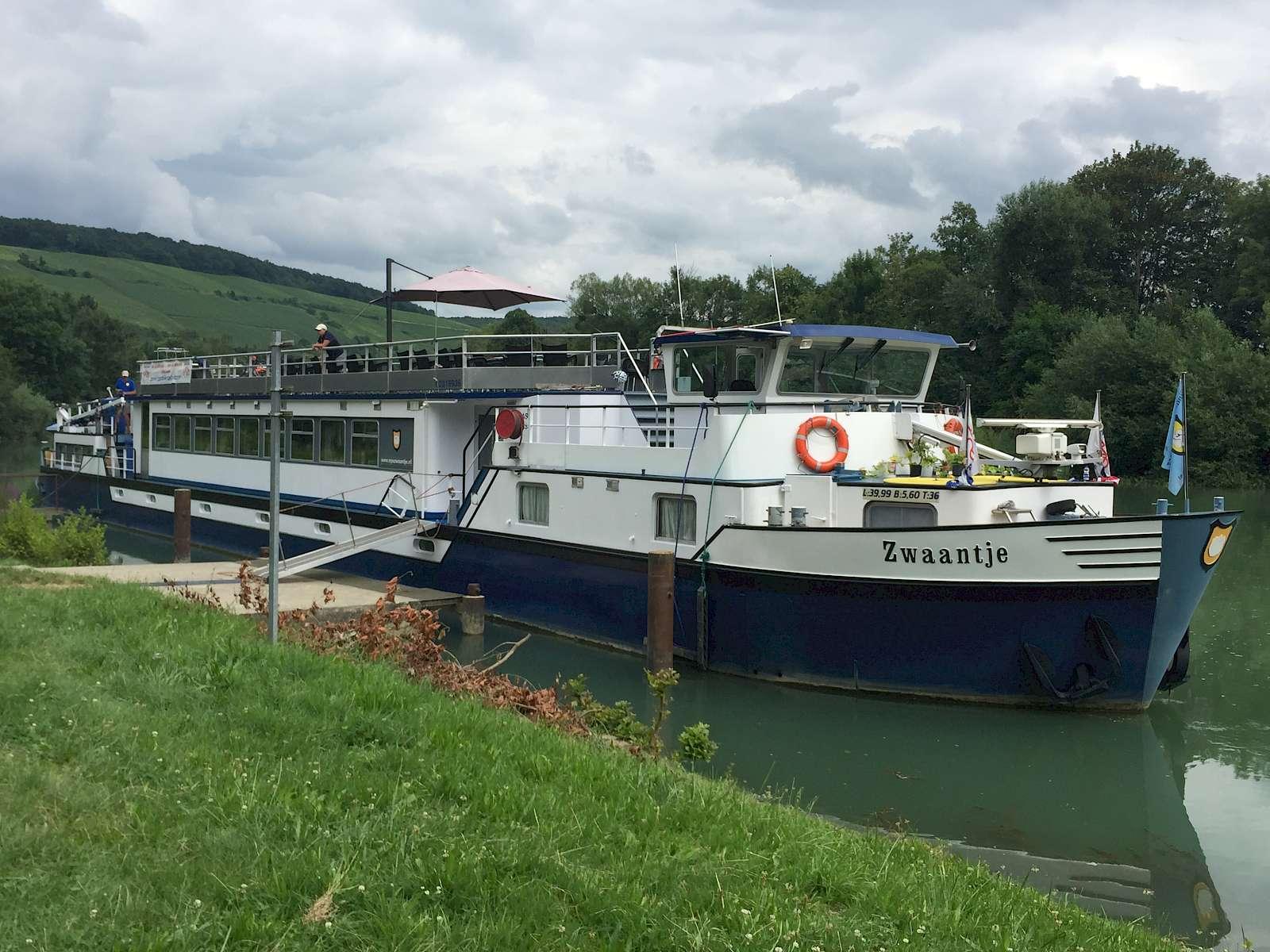 Zwaantje Barge