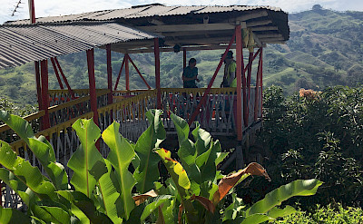 Cycling the coffee region in Colombia. Photo via Flickr:Pure! Travel Group