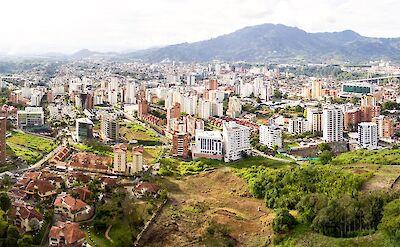 Pereira in Colombia. Flickr:Juan David Almeida
