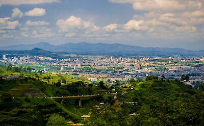Pereira in Colombia. Flickr:Roberto Unigarro