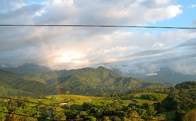 Quindío, Colombia. Flickr:Ben Bowes