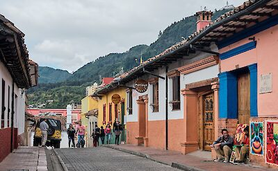 Exploring Bogotá, Colombia. Flickr:Pedro Szekely