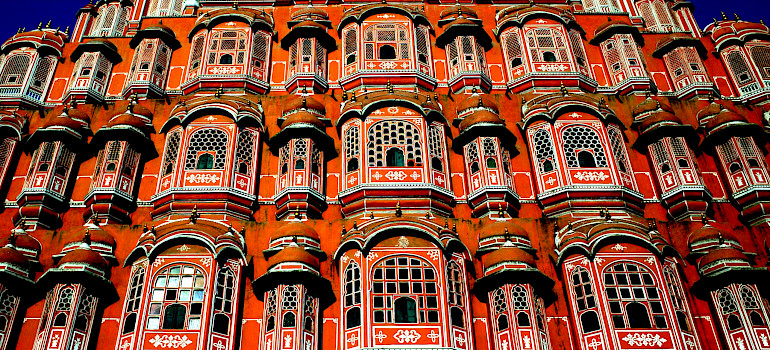 Palaces and Fortresses of Rajasthan, India