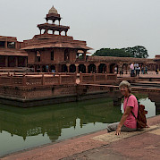 Palaces and Fortresses of Rajasthan, India Photo