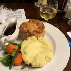 Upscale Shepherd's Pie
