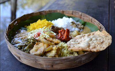 Delicious authentic Indian cuisine! Flickr:Liv Unni Sødem